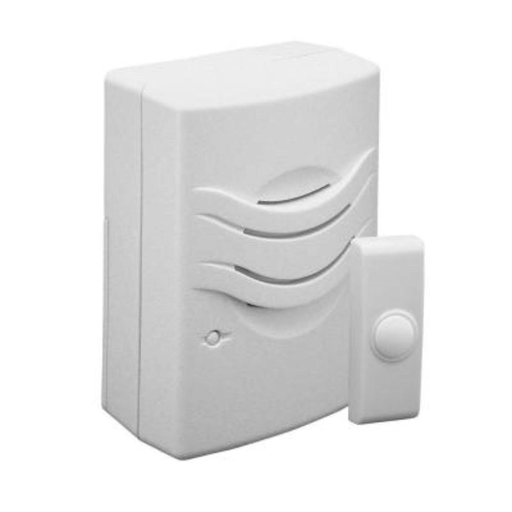 Wireless Plug-In 2-Tone Basic Door Chime
