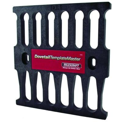 DovetailTemplateMaster For Making your own Dovetail Templates