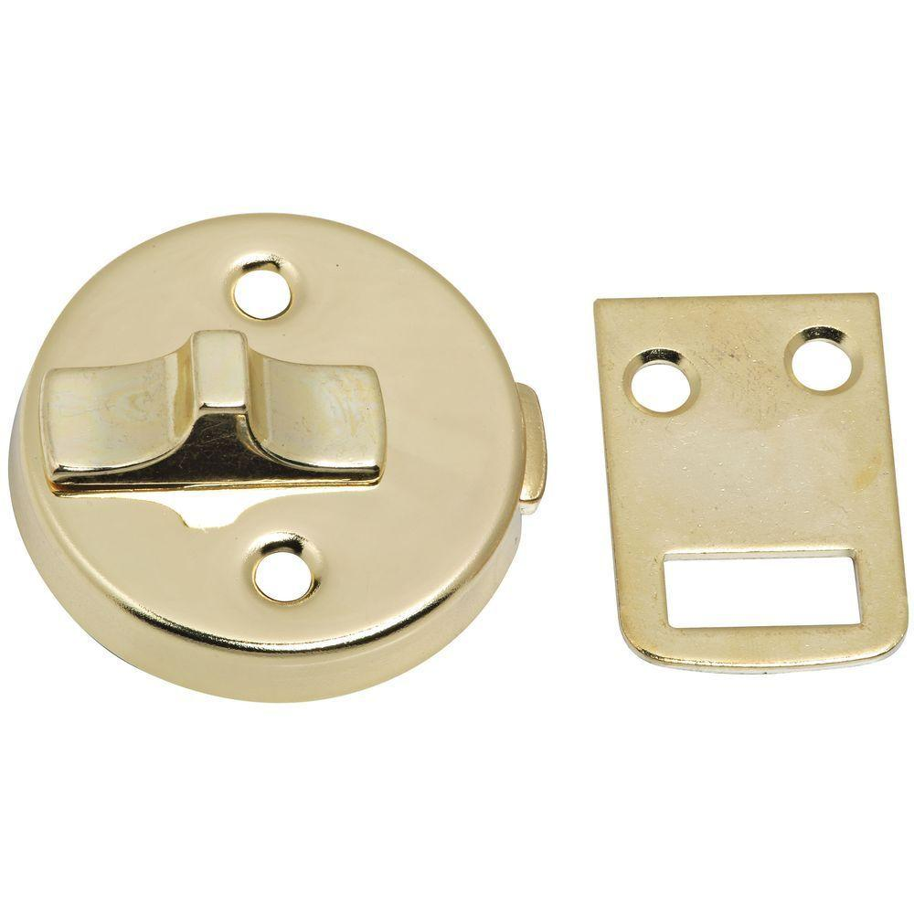 Stanley National Hardware Bright Brass Decorative Surface
