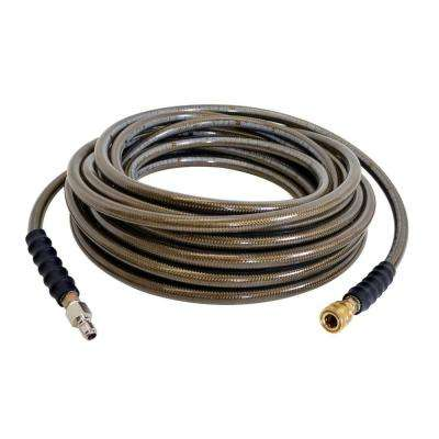 Monster Hose 3/8 in. x 100' x 4500 PSI Cold Water Replacement/Extension Hose