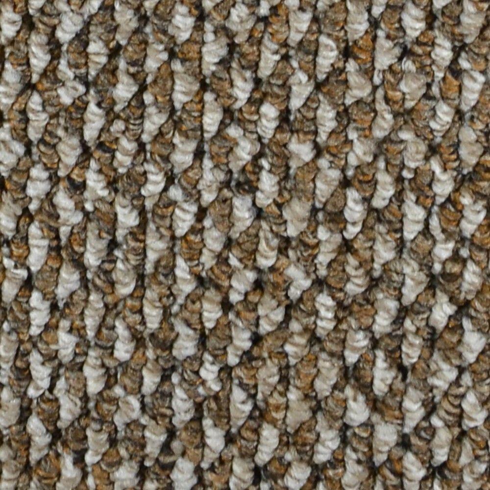 Follow Up - Color Bronson Loop 12 ft. Carpet