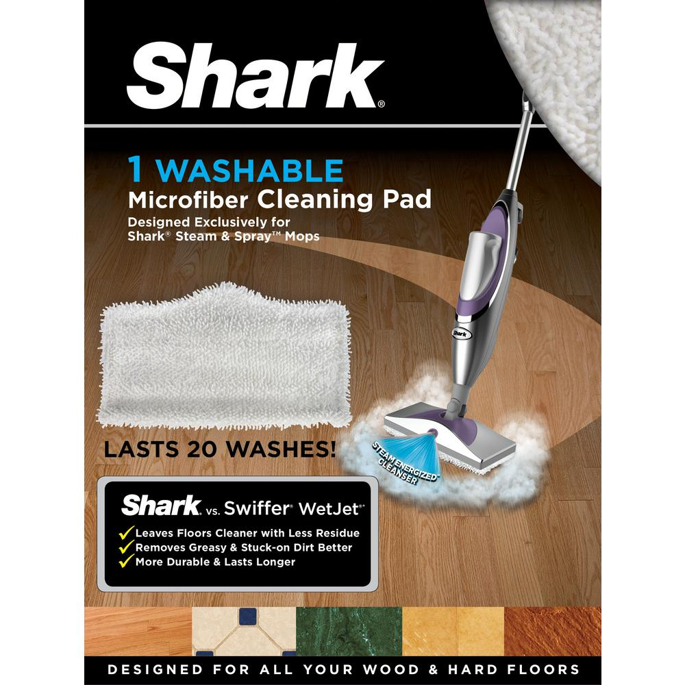 Shark Steam Pocket Mop On Wood Floors Carpet Vidalondon