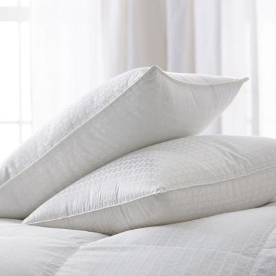 Soft King Goose Down Bed Pillows Bedding Amp Bath