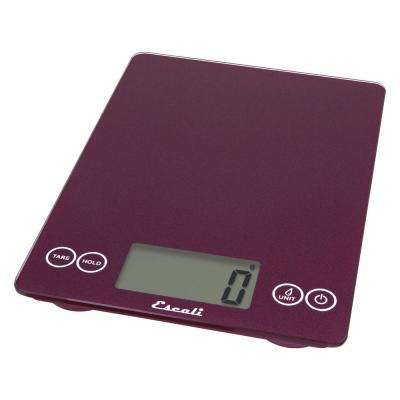 Arti Glass Digital Food Scale