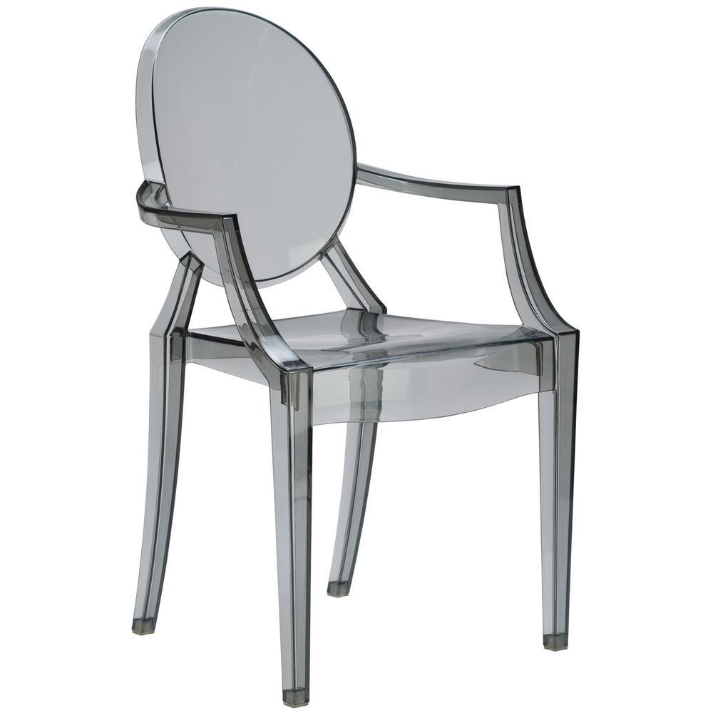 Burton Smoke Arm Chair