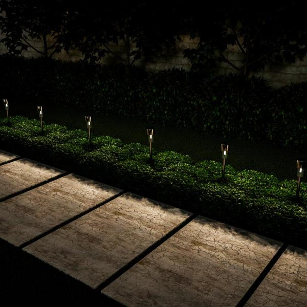 Landscape Solar Path Lights