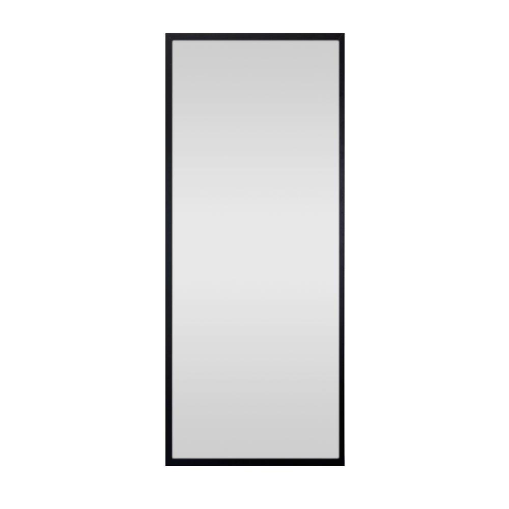 Unique Home Designs 36 in. x 96 in. Glass Insert for Surface Mount Aluminum Security Door