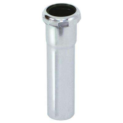 1-1/2 in. x 12 in. Extension Tube, Chrome