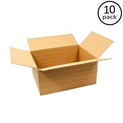 26 in. x 20 in. x 12 in. Multi-depth 10 Moving Box Bundle