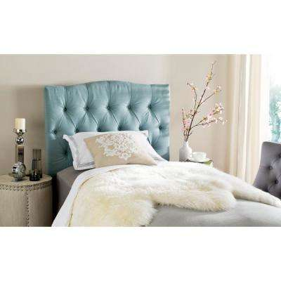 Axel Sky Blue Twin Headboard