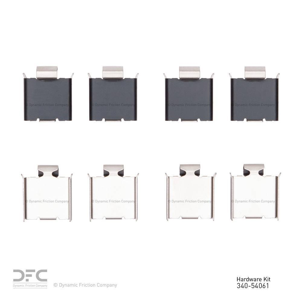 Dynamic Friction Company Hardware Kit 340-54061