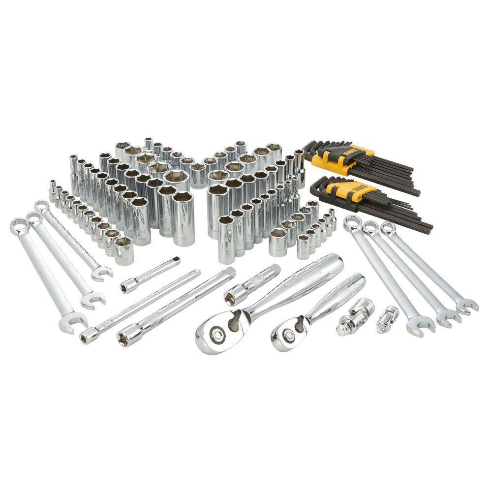 DEWALT Mechanics Tool Set (118-Piece)
