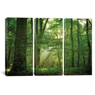 Breathe by Lars van de Goor Canvas Wall Art