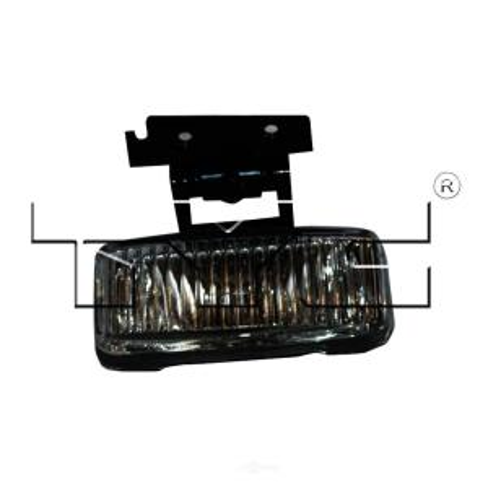 TYC 19-6032-90 Fog Lamp