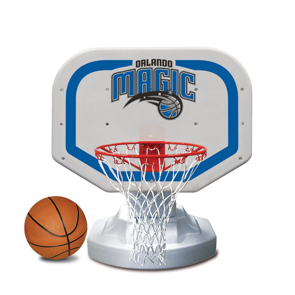 Orlando Magic NBA Competition Swimming Pool Basketball Game