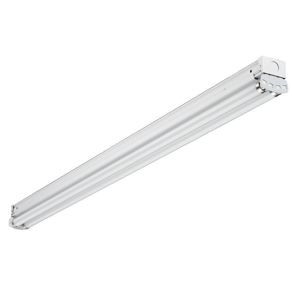 Lithonia Lighting Z232 MV 2-Light 48 In. White T8