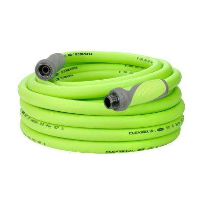 SwivelGrip 5/8 in. x 75 ft. Garden Hose with 3/4-11.5 GHT Fittings