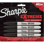 Extreme Black Marker (4-Pack)