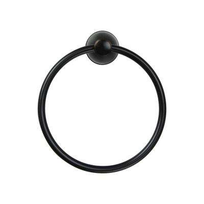 Springfield Series Towel Ring in Oil Rubbed Bronze