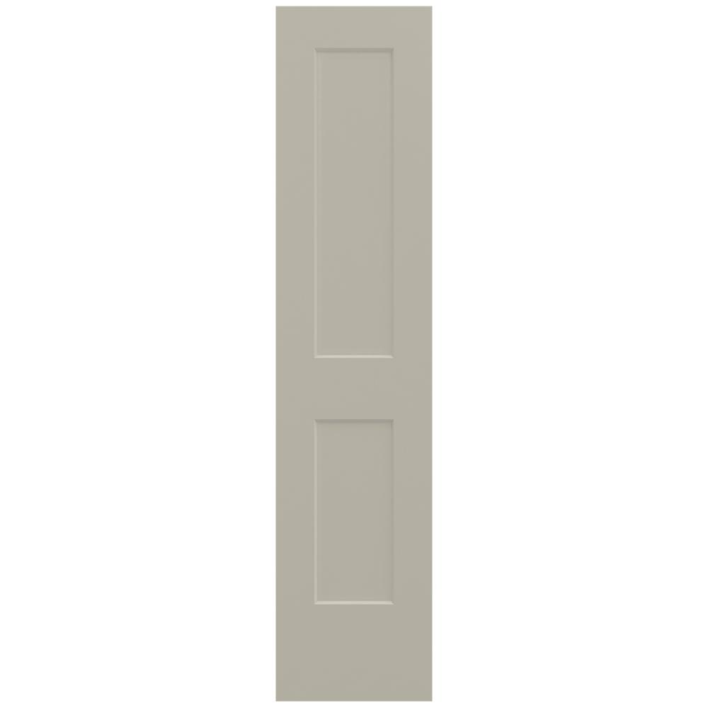 Charmant JELD WEN 20 In. X 80 In. Monroe Desert Sand Painted Smooth Solid