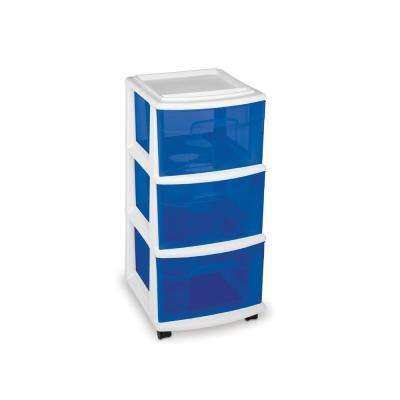 14.25 in.  sc 1 st  Home Depot & Drawer Storage - Storage Bins u0026 Totes - Storage u0026 Organization - The ...