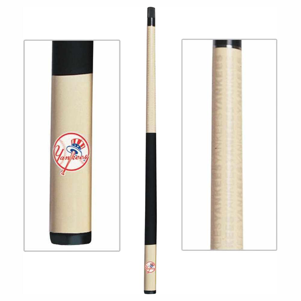 New York Yankees Billiard Cue Stick Imp 13 3001 The Home