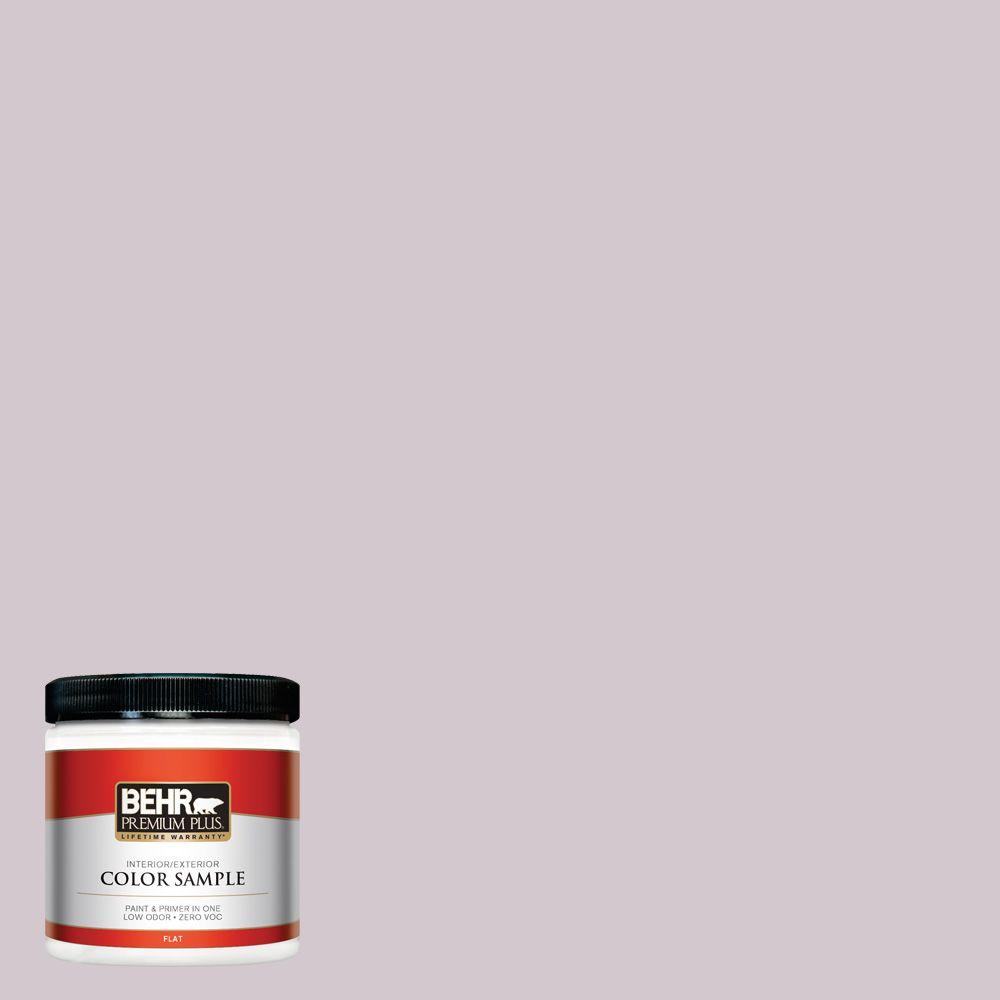 8 oz. #N110-1 Dusty Lilac Interior/Exterior Paint Sample