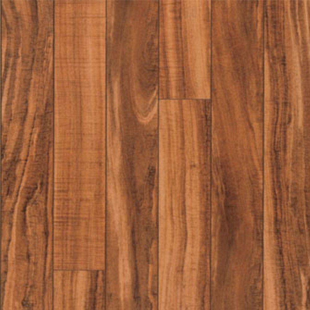 Xp Hawaiian Curly Koa 10 Mm Thick X 4 7 8 In Wide 47 Length Laminate Flooring 13 1 Sq Ft Case