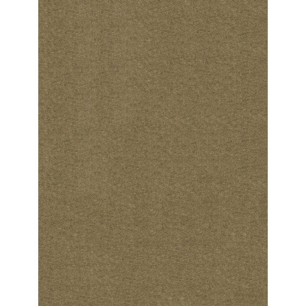 Foss Ribbed Taupe 6 ft. x 8 ft. Indoor/Outdoor Area Rug ...
