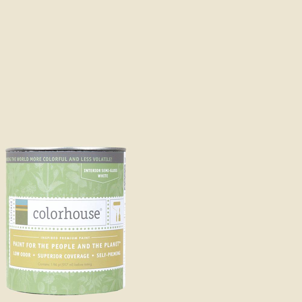 1 qt. Air .02 Semi-Gloss Interior Paint
