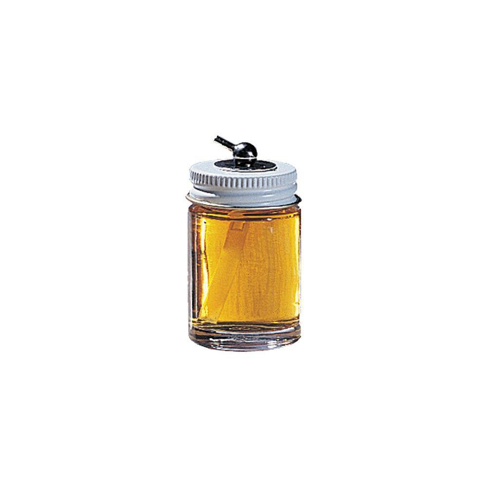 1 oz. Glass Jar Assembly