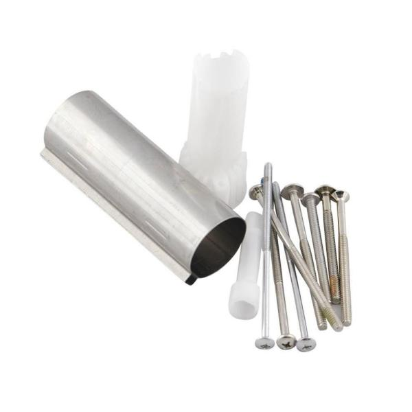 Posi-Temp 2 in. Handle Extension Kit in Chrome