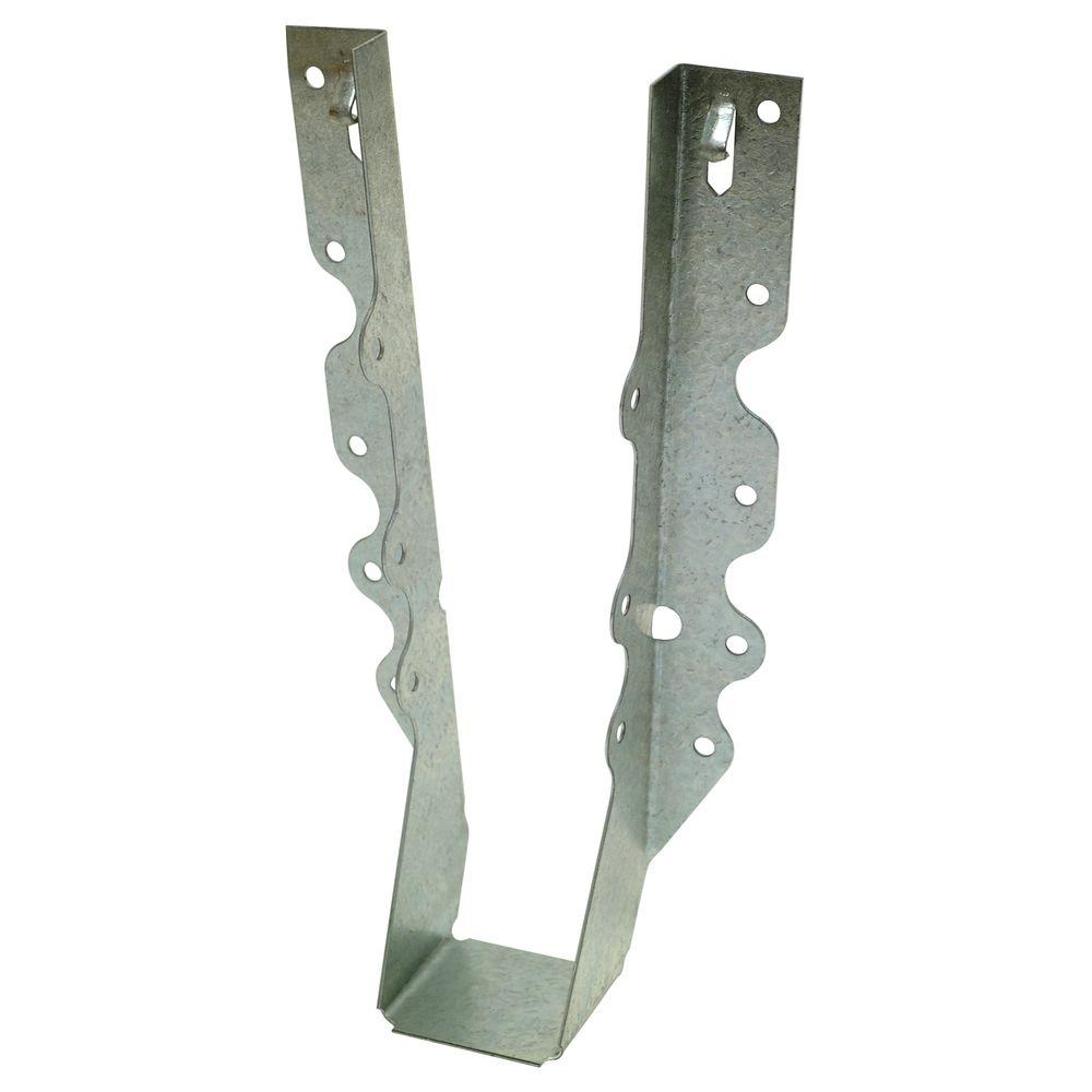 2 in. x 10 in. 20-Gauge Face Mount Joist Hanger
