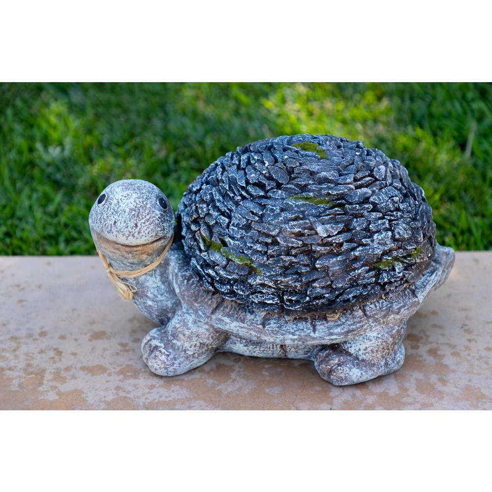 Alpine Corporation Turtle Garden Statue