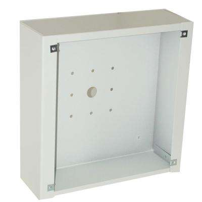 Square Surface Mount Metal Back Box