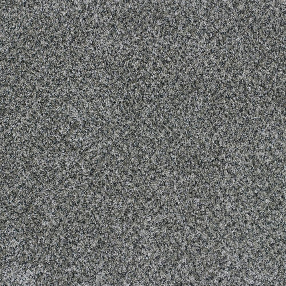 Home Decorators Collection Carpet Sample - Serendipity I - Color Cookies N Cream Texture 8 in. x 8 in.