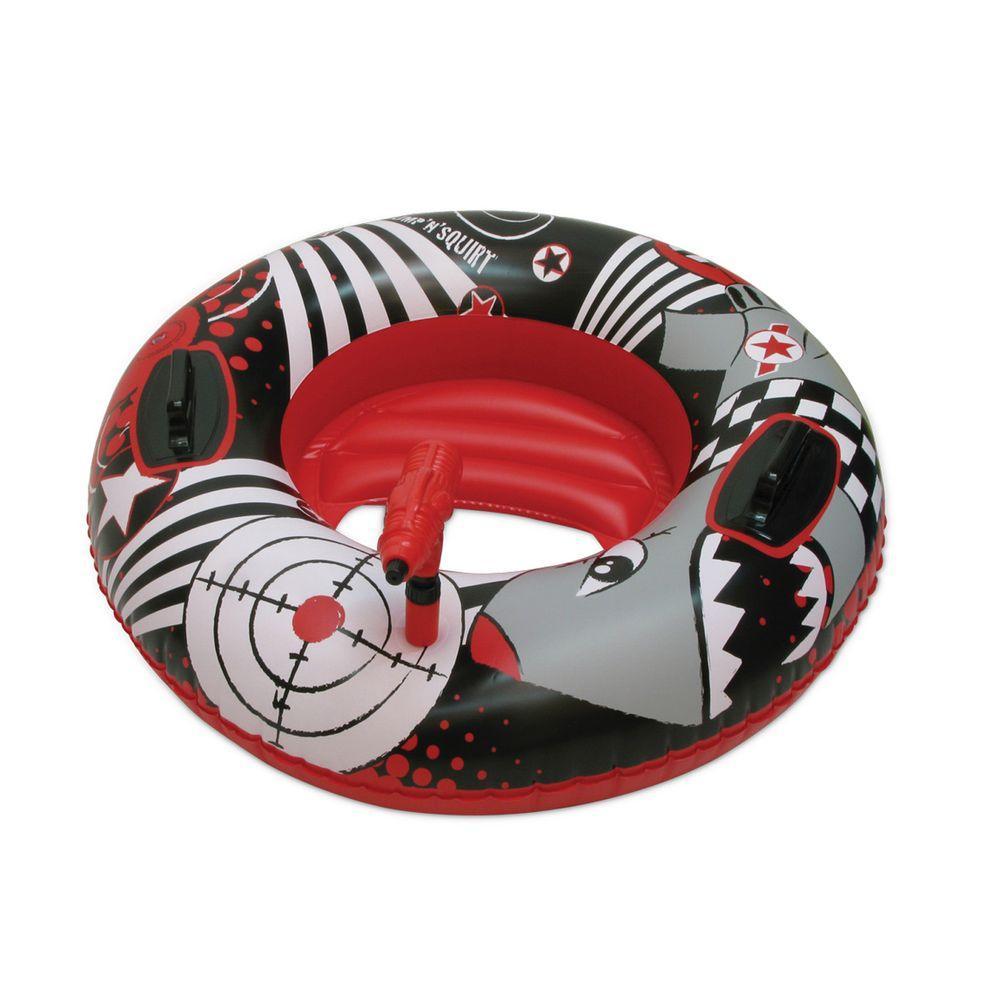 Poolmaster Red Bump 'N' Squirt Tube