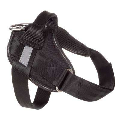 Medium Polyester Nylon Adjustable Dog Harness