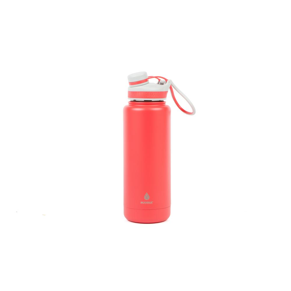 Ranger Pro 40 oz. Coral Vacuum Insulated Stainless Steel Bottle