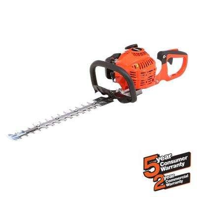 20 in. 21.2cc Gas 2-Stroke Cycle Hedge Trimmer