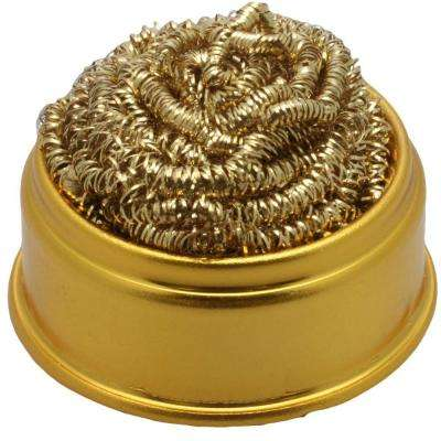Soldering Tip Cleaner Soft Coiled Brass