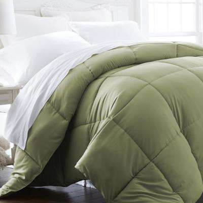 Performance Sage Queen Down Alternative Comforter