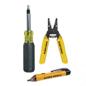 HomeDepot.com deals on Klein Tools 3-Piece Tool and Test Set