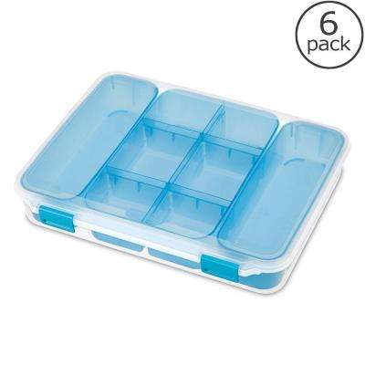 Large Divided Case (6-Pack)