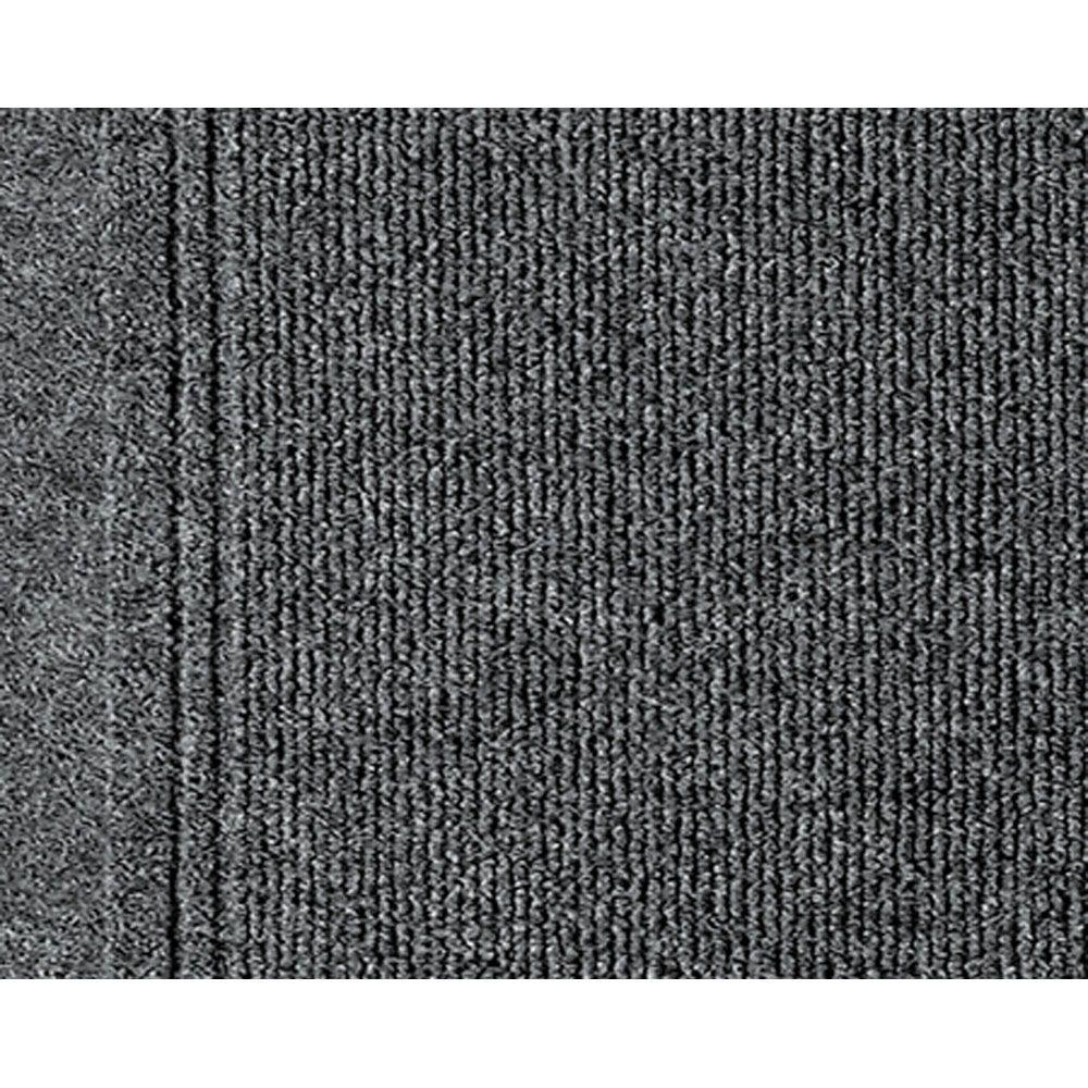 Multy Home Tracker Gray 26 In. X 60 Ft. Roll Rug Runner