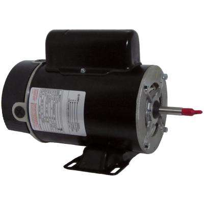 1 HP Pool Hardware Dual Speed Replacement Motor