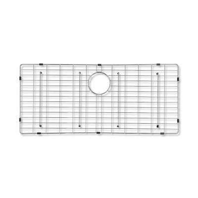 Amanda 32-3/4 in. x 15-5/8 in. Wire Grid for Single Bowl Kitchen Sinks in Stainless Steel