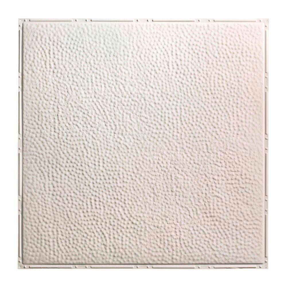 Chicago 2 ft. x 2 ft. Nail-up Tin Ceiling Tile in