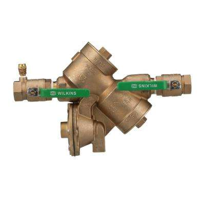 1-1/4 in. Lead-Free Reduced Pressure Principle Assembly