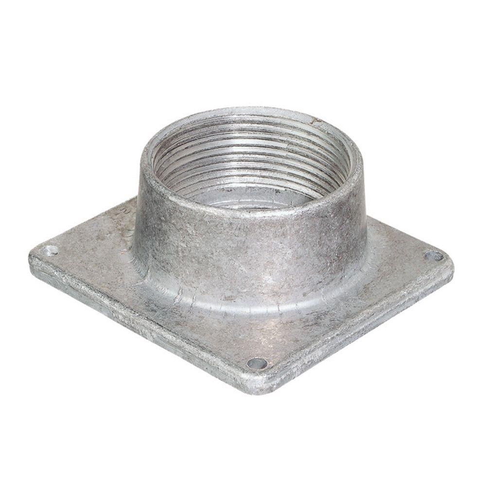 Hub, 3 in., Load Center Accessory